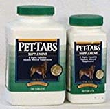 Pet-Tabs Supplement for Dogs 180 Tablets, My Pet Supplies
