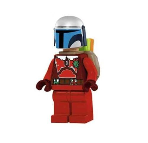 Jango Fett Boba Fett Lego - 6