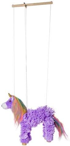 Paquete De Artesanía Unicornio Mágico Misty ventana artística