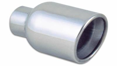 Outlet Vibrant Exhaust Tip - 2
