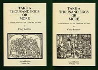 Take a thousand eggs or more: A translation of medieval recipes from Harleian MS...