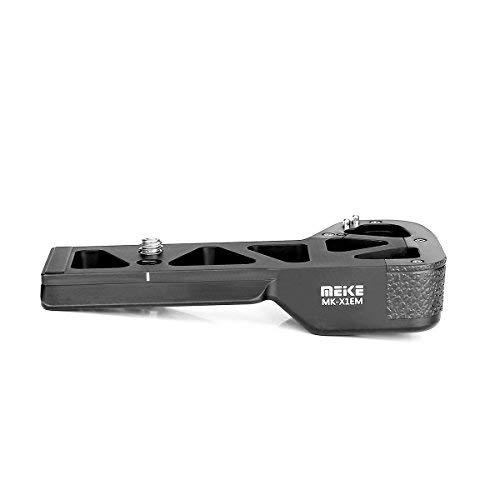 Meike MK-X1EM Metal Bracket Hand Grip for Sony A9 A7MIII a7RIII a7RII a7II a7SII Camera by MEKE