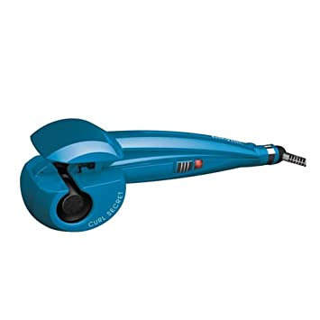 BaByliss Fashion Curl Secret - Rizador, color azul: Amazon.es: Salud y cuidado personal
