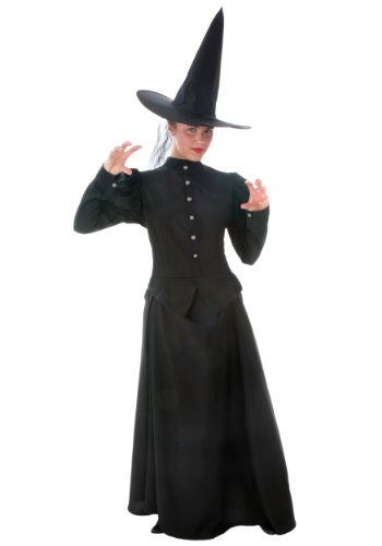 Womens Plus Size Witch Costume (Assassins Creed Costumes Female)