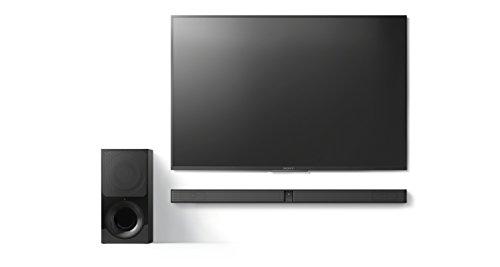 Sony HTCT290.CEK 300 W Soundbar with Bluetooth, HDMI and Wireless Subwoofer - Black