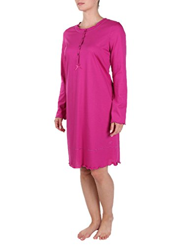 Rosch Cotton Made in Africa Berry Nightdress Long Sleeves 90 cm 1884022 18 UK/44 EU by Rosch