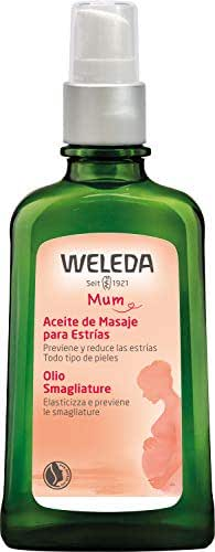 Weleda Pregnancy Body Oil for Stretch Marks, 3.4 Fluid Ounce