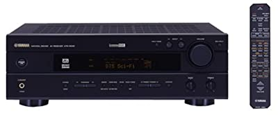 Yamaha HTR-5540 Audio/Video Receiver (Discontinued by Manufacturer)