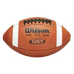 Wilson® GST® 1003 Leather Football (EA)