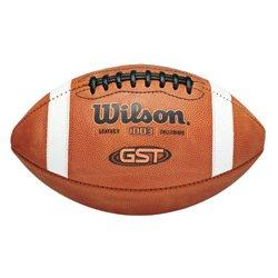 Official Nfl Wilson Pro Football - Wilson® GST® 1003 Leather Football (EA)