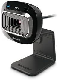 Microsoft LifeCam HD-3000 Webcam 1280 x 720 Pixels USB 2.0 Noir - Webcams (1280 x 720 Pixels, 30 IPS, 1280 x 800 Pixels, 4X, USB 2.0, Noir)