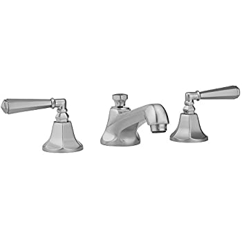 Jaclo 6870-T685-0.5-TB - Astor Faucet with Hex Lever Handles- 0.5 GPM