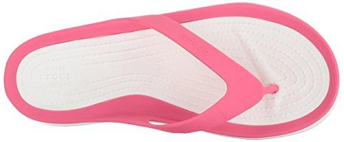Sandal white Pink Flip Women's Sport W Paradise Crocs Swiftwater xXRBnqZZg