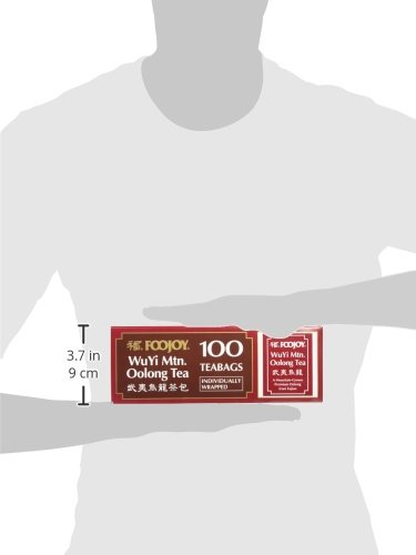 Wu Yi Oolong Tea Wulong Tea 100 Bags Foojoy by Wu Yi Oolong Tea (Image #8)