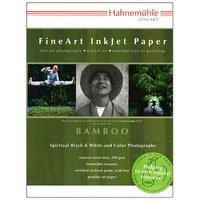 Hahnemuhle Bamboo Fine Art Paper (8.5 x 11