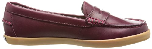 Haan Loafer Cabernet Cole Weekender Penny Handstain Pinch Women's vwxpC4Zzq