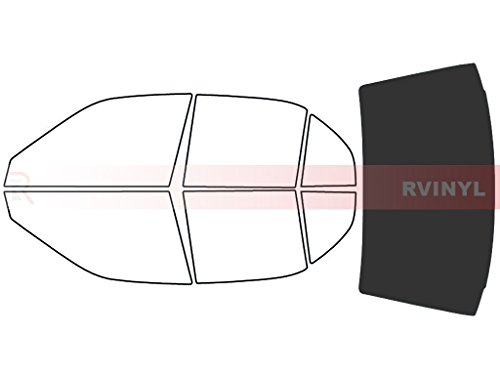 Rtint Window Tint Kit for Toyota Tercel 1995-1998 (Sedan) - Rear Windshield Kit - 20%