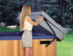 - CoverMate II Spa and Hot Tub Cover Lift - Standard Mounting