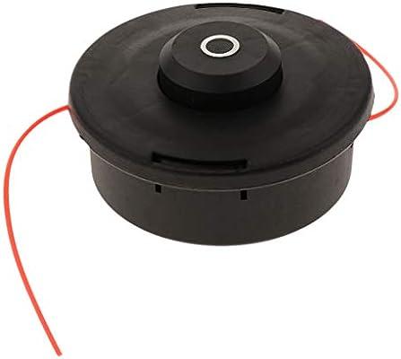 perfk - Cabezal de desbrozadora universal multihilos para 2 cables ...