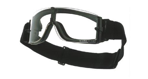 Swiss Arms X800I Masque verres transparents avec boite souple