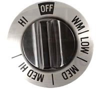- Exact Replacement Parts GIDDS-524117 Surface Unit Knob, Replaces Ge Wb3X464