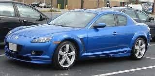 PSSC Pre Cut Rear Car Window Films for Mazda RX8 2003 to 2012 35/% Medium Tint
