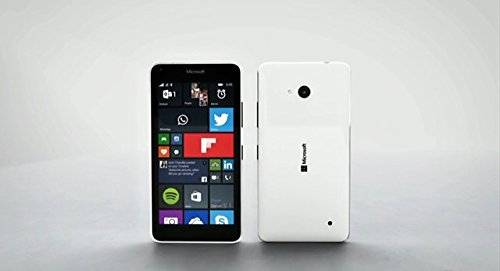 Microsoft Lumia 640 White 8GB LTE (RM-1072) 5″ 8MP Unlocked International GSM version No Warranty