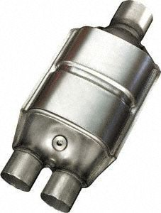 B2500 Catalytic Converter - Eastern Manufacturing 70535 Catalytic Converter (Non-CARB Compliant)