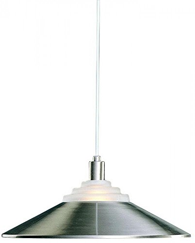 Dolan Designs 100-09 1Lt Satin Nickel Pinnacle 1 Light ()