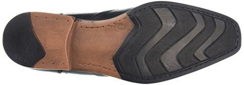 Leather Boots Schwarz Herren Blk Black Lotus Stedman Lth Chelsea FwYqItB