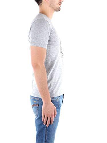 Uomo Penn T shirt Wytee0372 rich By Woolrich Grigio qY1RYFAxw