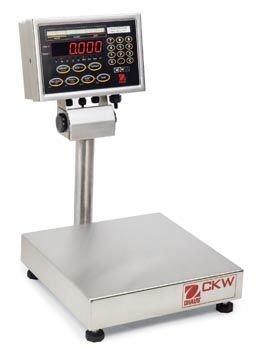Báscula Check de control Weigher Ohaus ckw 15 kg x 2 G ungeeicht: Amazon.es