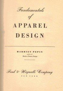 Fundamentals of Apparel Design