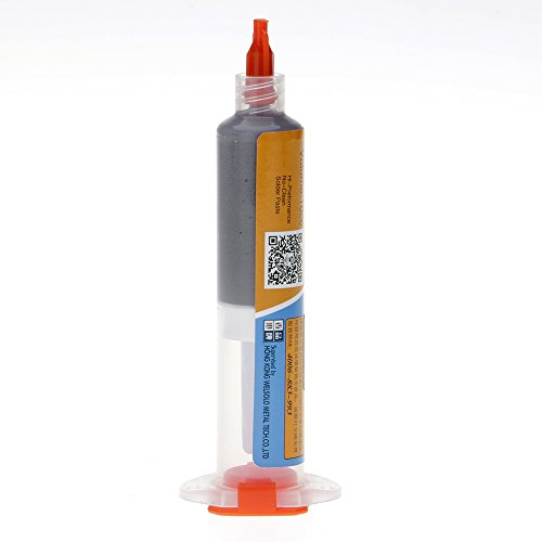 Mmrm XG-Z40 10cc Mechanic Solder Paste Flux Syringe Phone Computer Repair Industry