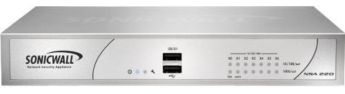 SonicWALL NSA 220 Firewall Appliance - 7 Port 01-SSC-9750 from Sonicwall