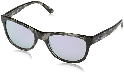 DKNY Women's 0dy4139 Square Sunglasses, Beige Tortoise, 55 ()