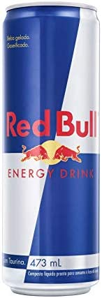 Energético Red Bull Energy Drink Lata 473Ml