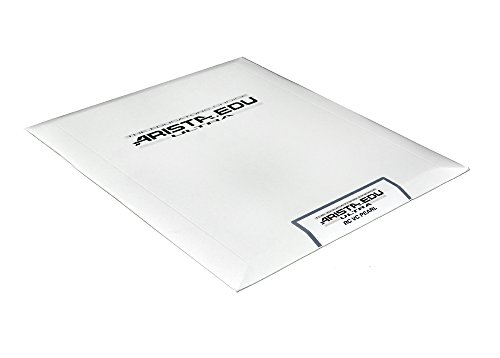 (Arista EDU Ultra VC RC Black & White Photographic Paper, Pearl, 8x10, 25 Sheets)