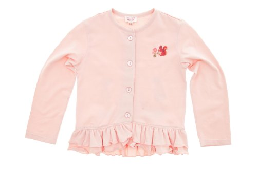 Room Seven Baby Girls' Hert 33 Easy Layer Sweater