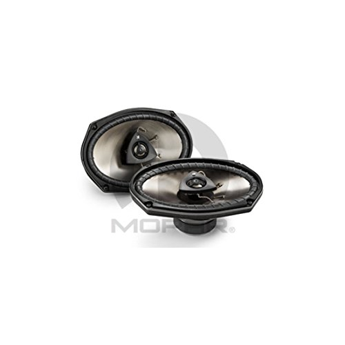 Mopar Front Door Speaker Upgrade - 77KICK41