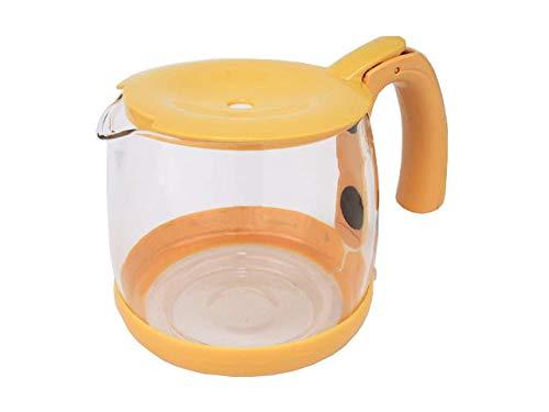 Moulinex - Jarra amarillo Pollen microondas - a15b0e: Amazon ...