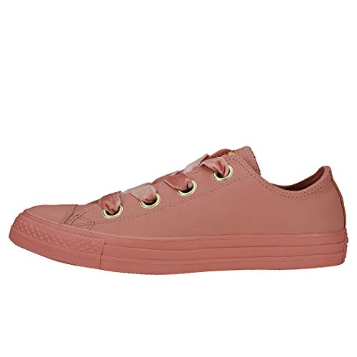 Sneakers Chuck Gold Converse Eyelets 668 Rust Pink Ox Rust Low Women's Multicolour Big Taylor Top CTAS Pink HRxzfSR