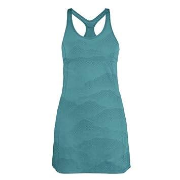 Fjällräven High Coast Strap Vestido, Mujer, Azul (Lagoon Lag), XXS