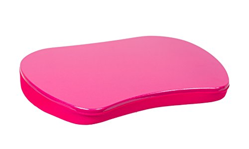 Sofia + Sam Mini Memory Foam Lap Desk Color: Pink