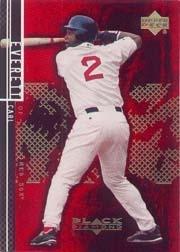 2000 Black Diamond Rookie Edition #26 Carl Everett Near Mint/Mint ()
