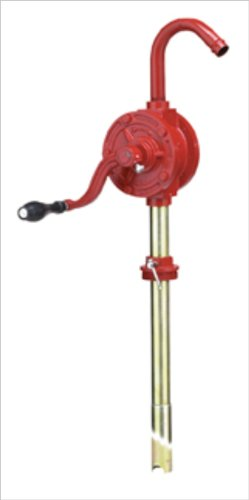ATD Tools 5009 Hand Rotary Barrel Pump by ATD