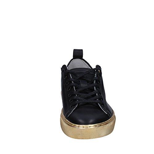 Fashion E EU Donna A Pelle Oro T Sneakers DATE Nero D 37 qRWpIEwx