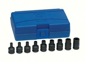Grey Pneumatic 1219ET Impact Socket Set