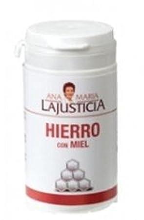 Ana Maria La Justicia Hierro con Miel - 135g: Amazon.es: Salud y cuidado personal