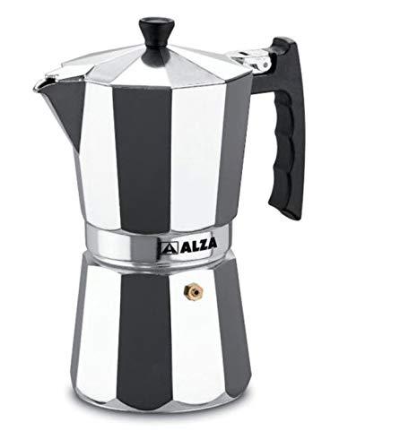 Cafetera Italiana ALZA LUXE 12 Tazas: BLOCK: Amazon.es: Hogar